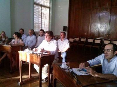 Se aprobó por unanimidad la creación del sistema de estadísticas del Hospital
