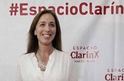 Vidal inauguró Espacio Clarín, ámbito de la radio desde donde se estafó a marplatenses