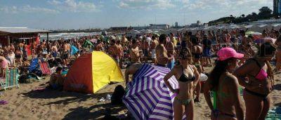 Unos 175 mil turistas arribaron a la ciudad para recibir el 2017
