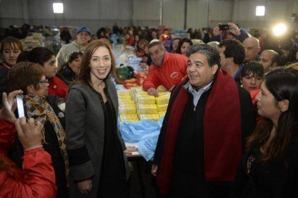 Legislativas: el peronismo de Vidal podría saltar a la cancha con el Azul y Blanco de De Narváez