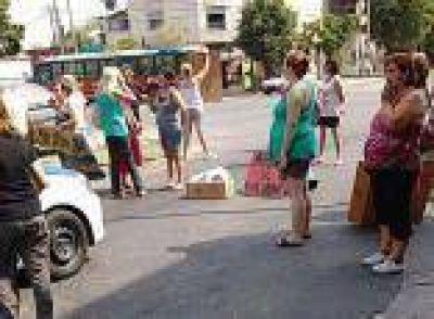 Los Hornos: Vecinos hace una semana que están sin agua, y concejal pidió a ABSA acciones urgentes