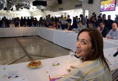 Vidal no descartó sumar más peronistas a Cambiemos