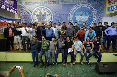 """""""Los Trabajadores estamos unidos y preparados para lo que se viene"""", Jorge Ávila"""