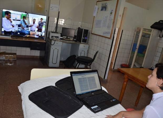 Hospitales del interior tendr n este a o sala de telemedicina for Picor en el interior del ano