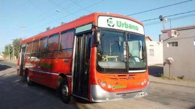 Juana Koslay aseguró el transporte urbano por tres meses