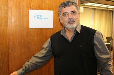 """Hoyos: """"Aún no se pudo dialogar sobre el Plan Belgrano con Insfrán"""""""