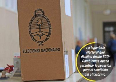 La estrategia electoral pasaría por la presencia en las boletas