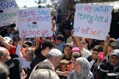 El papa Francisco en primera línea por refugiados y emigrantes