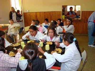 ¿Cómo será el nuevo Servicio Alimentario Escolar?