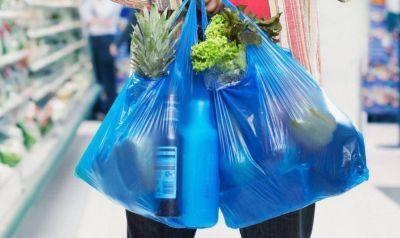 Se acerca la prohibición de las bolsas plásticas en supermercados locales