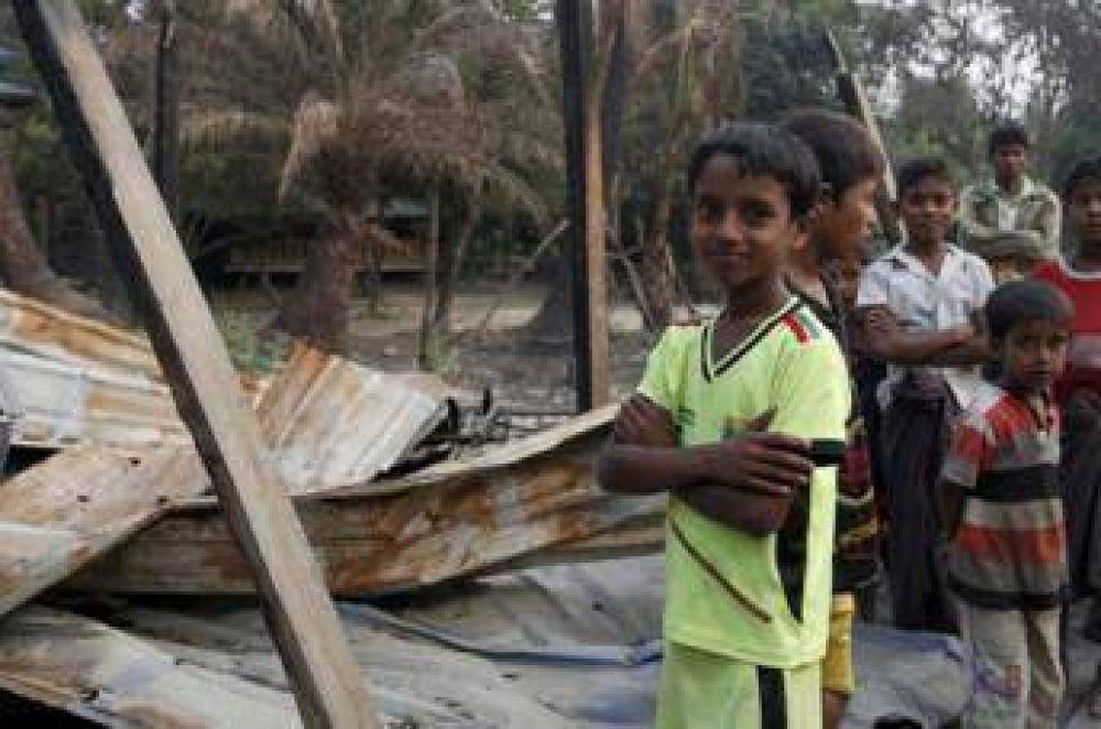 Lo que sucede en Birmania es