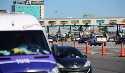 Más de 50% de aumento en las autopistas porteñas