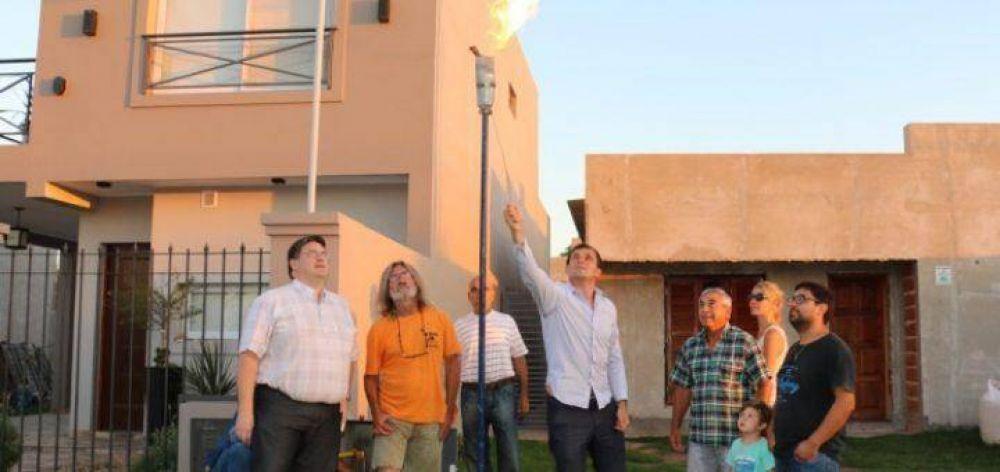 Bucca aspira a terminar su mandato con un Bolívar con el 100% de servicio de gas natural