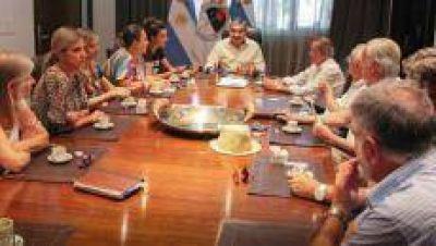 Alfaro reitera que defenderá la integridad de la casa Sucar