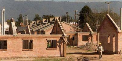 En Tucumán se van haciendo más de 7 mil casas con el plan Procrear