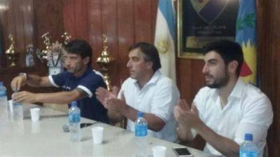 El audio en el que se escuchan los disparos en el club Alvarado mientras Facundo Moyano daba una entrevista: