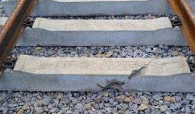 Ferrocarriles: Alerta en las vías