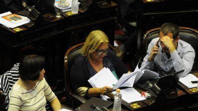 Elisa Carrió apoyó debatir la imputabilidad:
