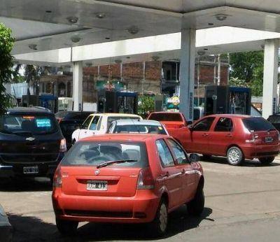 Ahora sí: el ITC diferenciado disparó la venta de combustibles en Posadas