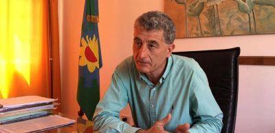 El intendente criticó duro a Vidal y a la oposición local