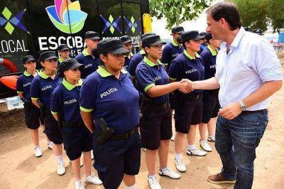 La Municipalidad y la Provincia lanzaron el Operativo Sol en Escobar