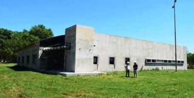 El Intendente y la Directora de Estudios y Proyectos visitaron la obra del C.U.R.S.
