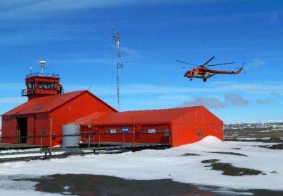 La Iglesia argentina instalará una estación de FM en la Antártida