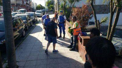 Mar del Plata Segura: Infraccionaron a 20 limpiavidrios y cuidacoches