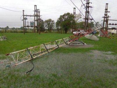 La Empresa Provincial de la Energía implementó un plan de contingencia