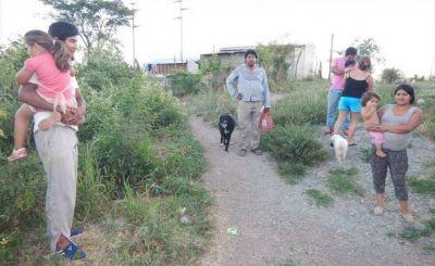 Vecinos de Los Laureles, sin agua