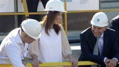Los fondos extras para Vidal tensan la puja por el reparto a las provincias
