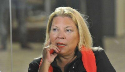 Larreta quiere a Carrió de candidata en la Ciudad