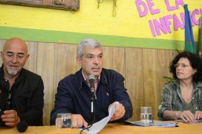 """Baja de la edad de imputabilidad: para Domínguez """"este gobierno no tiene corazón"""""""