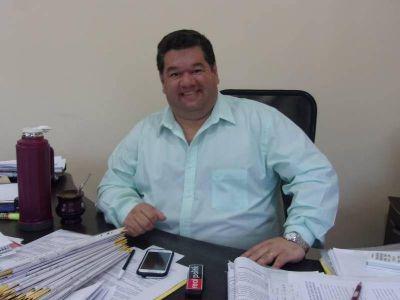 """Jorge Nedela: """"Este 2017 será un año de obras para la ciudad"""""""