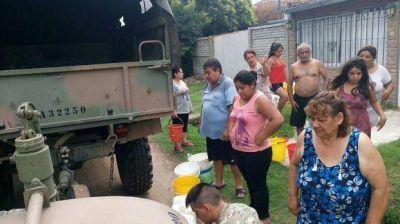 Las obras para devolver el agua a Los Hornos demorarán 20 días