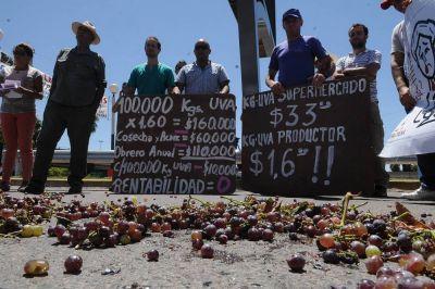 Intervienen entidad gremial vitivinícola del Este