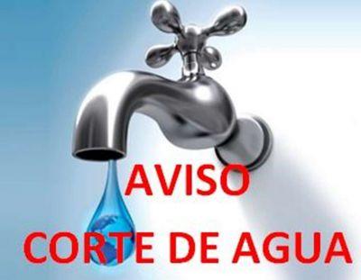 Corte programado de agua afectará barrios de Capital
