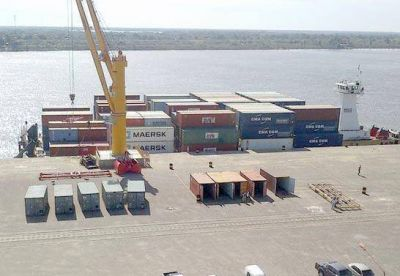 """Puerto de Formosa: """"Es un monumento a la corrupción"""" aseguró Hoyos"""