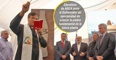 Aval oficial para el inicio de obras en la futura planta de Coca Cola