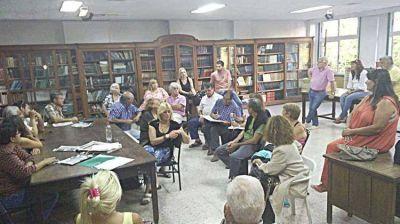 Vecinalistas decidieron responder la intimación de la Municipalidad