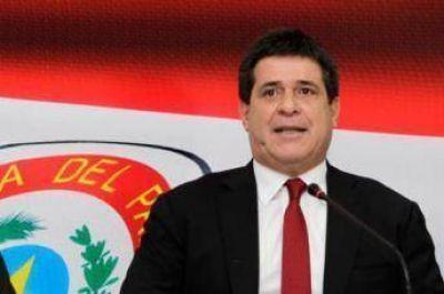 El presidente de Paraguay firmará dos acuerdos con los Emiratos Árabes
