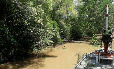 Tigre cuida la navegación en el Delta con nuevas obras