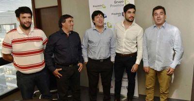 Alvarado: Ritondo garantizó la seguridad del club y sus dirigentes
