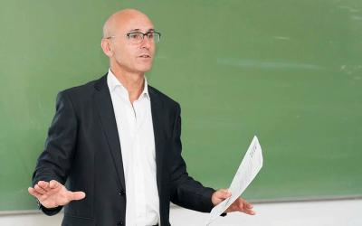 """Sebastián Puglisi: """"Hay que tomar conciencia de que algunos dirigentes en nuestra ciudad han cumplido su ciclo"""""""