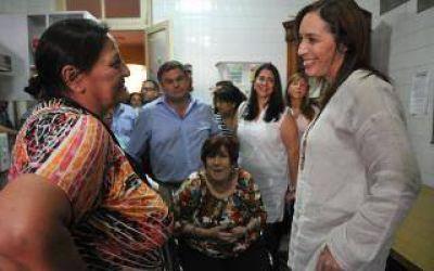 Vidal en Chivilcoy y Chacabuco: