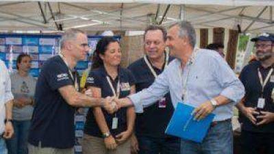 Jujuy se muestra al mundo a través del Rally Dakar