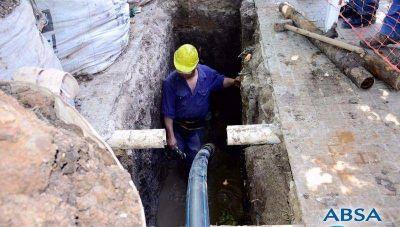 Reclaman que se declare la emergencia en agua potable en la Ciudad y corran a ABSA
