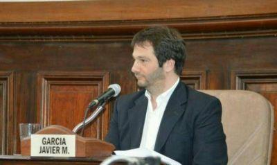 García le pidió a Garro que interceda ante EDELAP por los cortes de luz