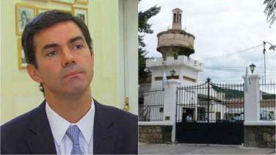 No va más, Urtubey separó del cargo al Director de la cárcel de Villa Las Rosas