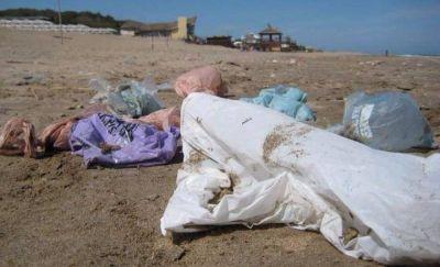 En defensa de las playas públicas, realizan una jornada de limpieza y un festival